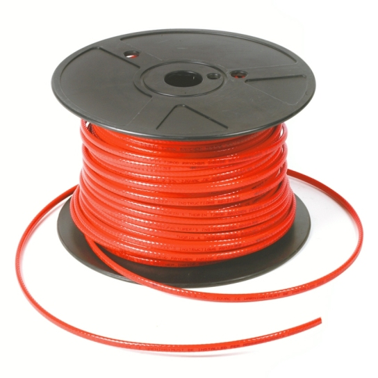 Cable Heating Systems : Raychem t red underfloor heating cable